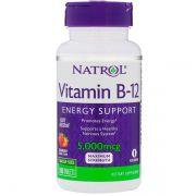 Vitamina B-12 100 Caps Sublingual - Natrol
