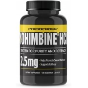 Yohimbine  2,5 Mg Primaforce - 90 Cápsulas