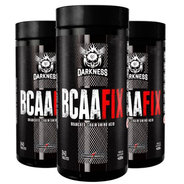 3un BCAA Fix 4500mg 120 Tabs - Integralmedica
