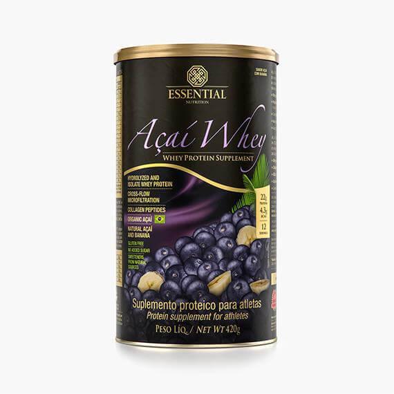 Açaí Whey 420g - Essential Nutrition420g | 12 doses