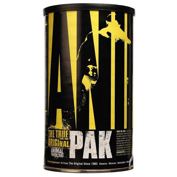 Animal Pak 44 Packs - Universal Nutrition (Formula americana )
