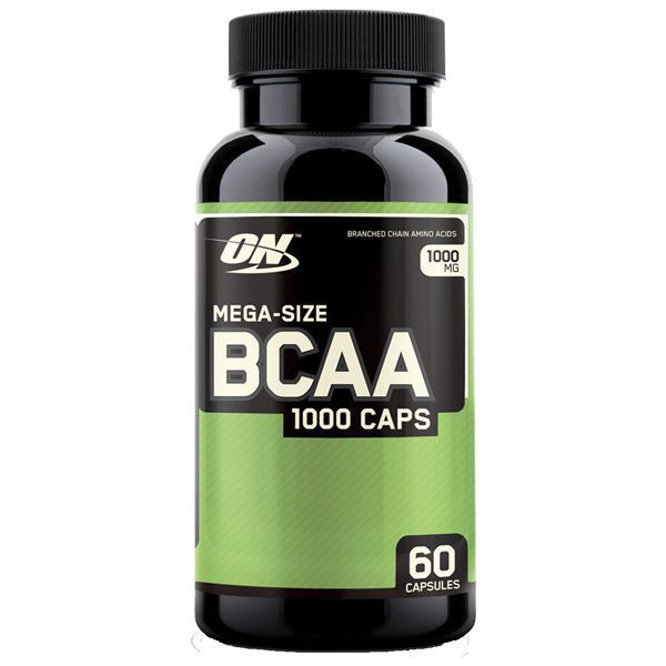 BCAA 1000 60 Caps - Optimum Nutrition
