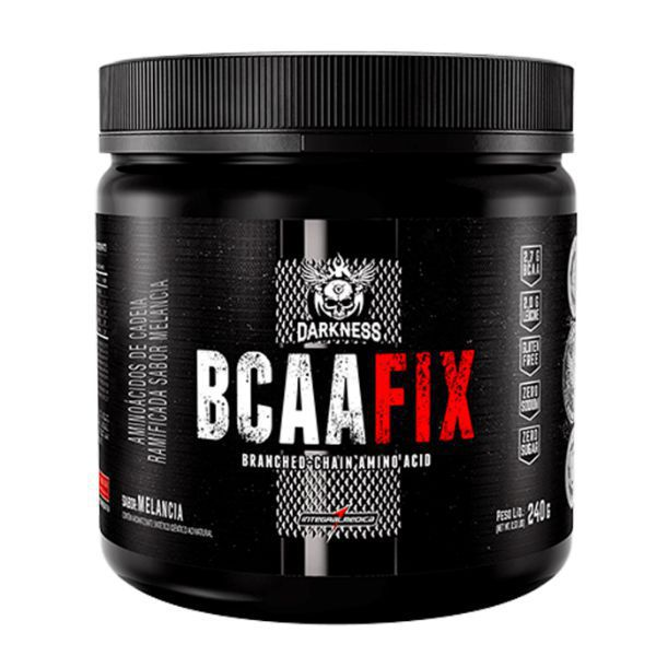 BCAA Fix Powder 240g Darkness - Integralmedica