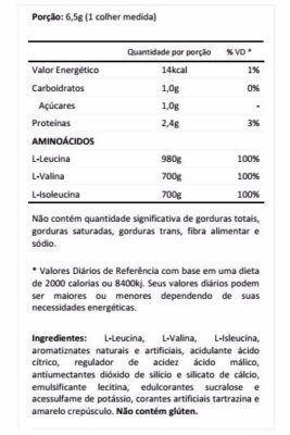 BCAA Powder 40 Doses - Optimum Nutrition
