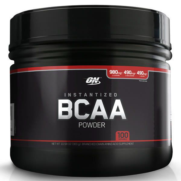 BCAA Powder Black Line 300g - Optimum Nutrition