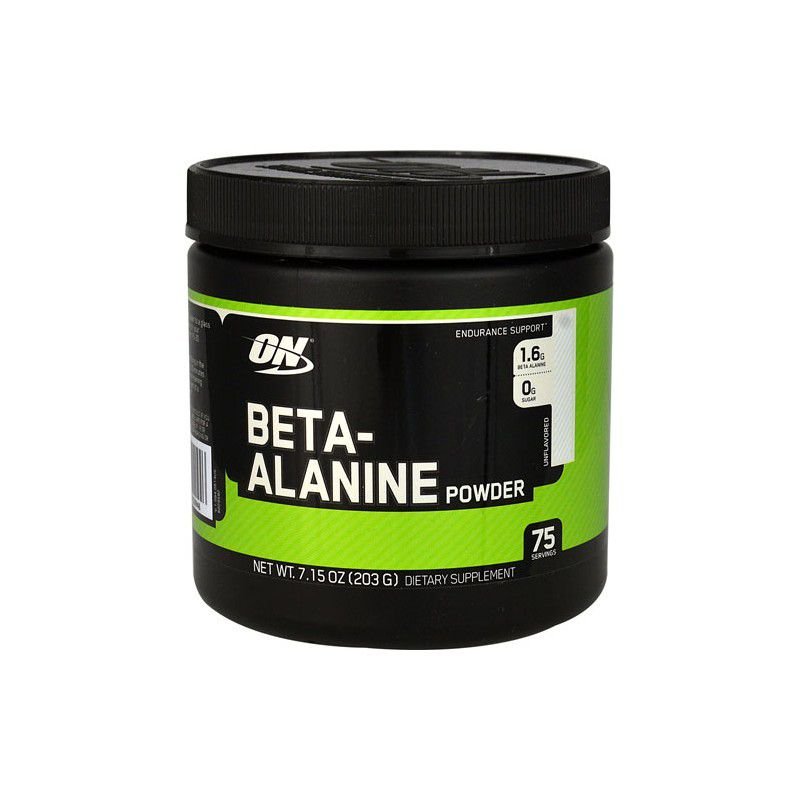 BETA ALANINA POWDER (75 DOSES) - OPTIMUM NUTRITION