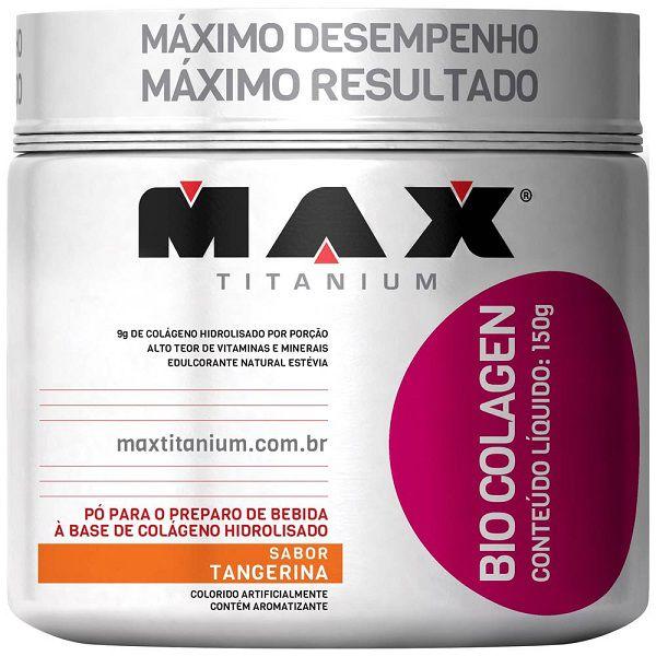 Bio Colagen 150g - Max Titanium