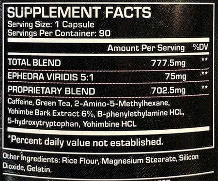 Black Viper 90 Caps (novo) - Dragon Pharma + Melatonina ON 3mg 100 Caps - Optimum Nutrition