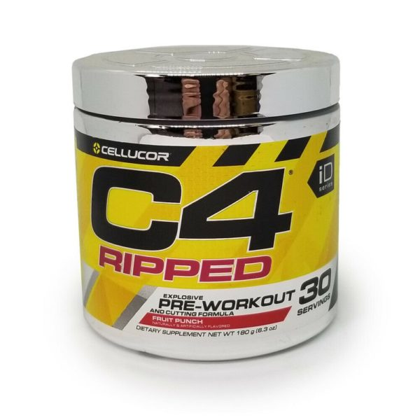 C4 Ripped Cellucor - 30 doses