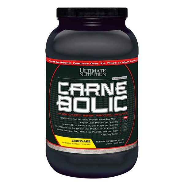 Carnebolic 1,92lbs(870g) - Ultimate Nutrition