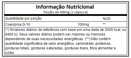 Coenzyme Q-10 30 caps Ultimate Nutrition