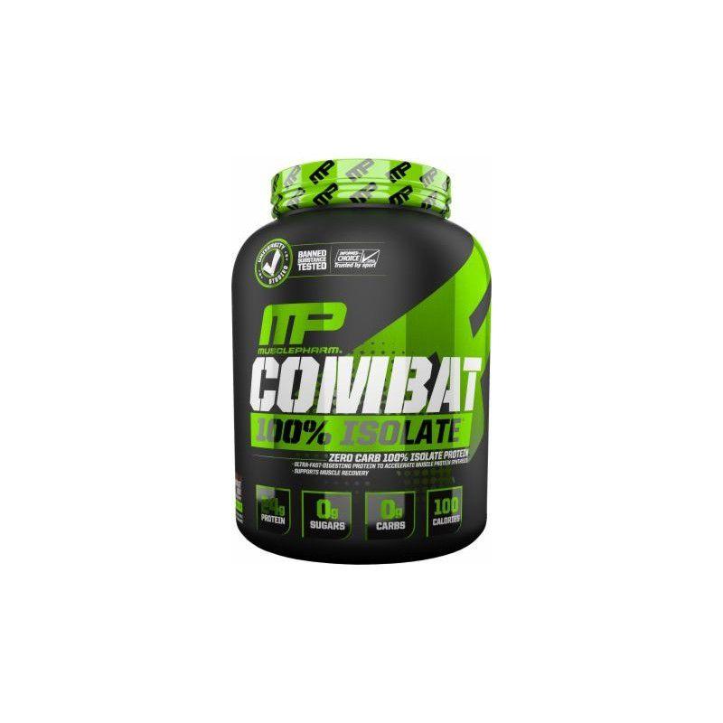 Combat 100% Whey - 907g - Muscle Pharm