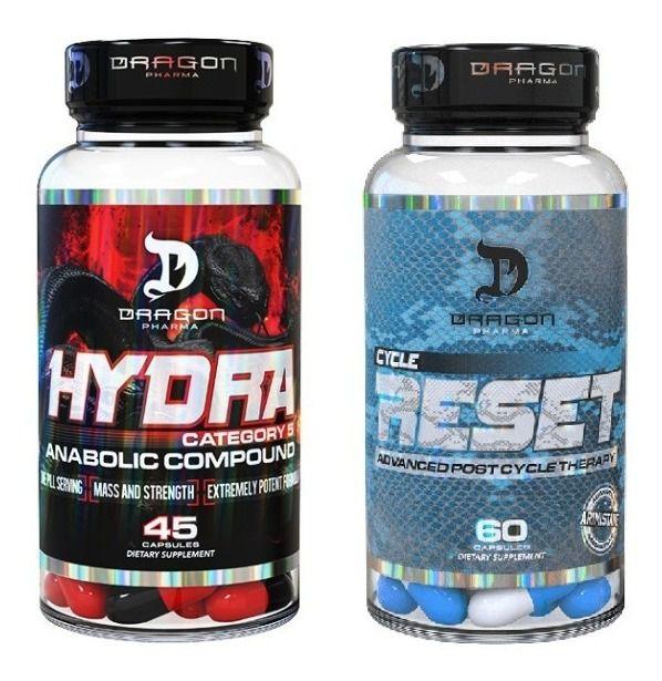 Combo: Hydra +Reset Dragon pharma
