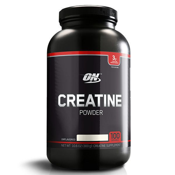 Creatine Powder Black Line 300g -Optimum Nutrition