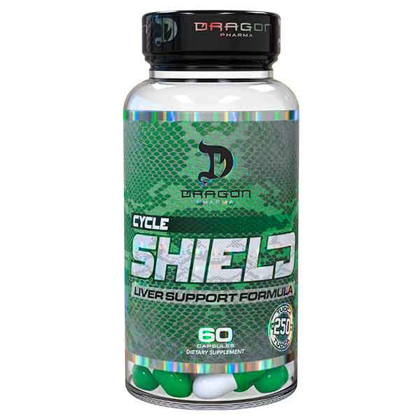 Cycle Shield 60 Caps- Dragon Pharma