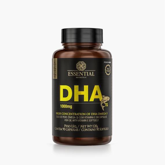 DHA TG 1.000mg 90 Caps - Essential Nutrition