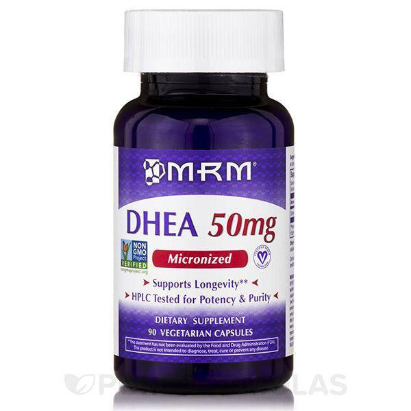 DHEA 50mg 90 Caps -Mrm