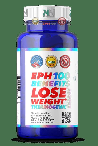 EPH 100mg 60 Caps - KN NUTRITION