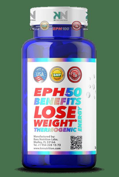 EPH50 90 CÁPSULAS - KN NUTRITION