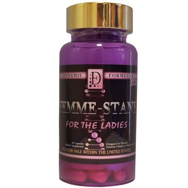 Femme Stane 60 Caps - Dynamic Formulas