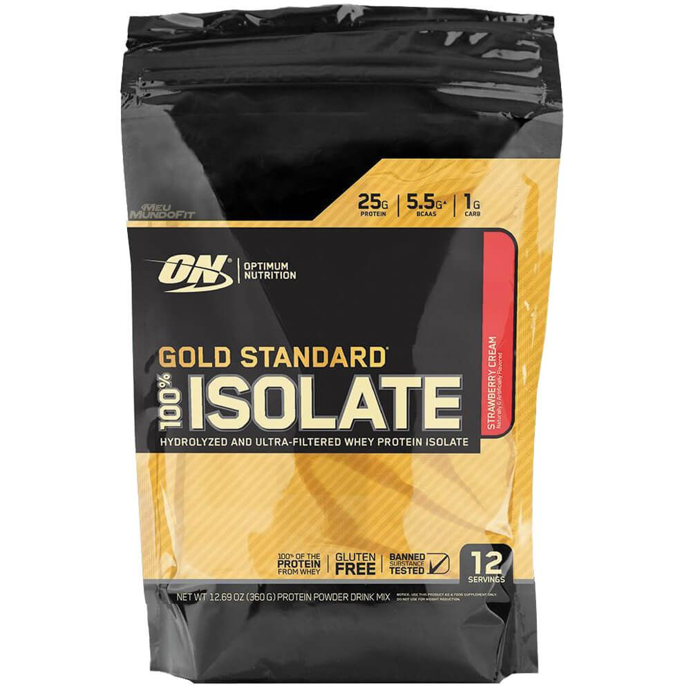 gold standard 100% isolate 13.12 oz