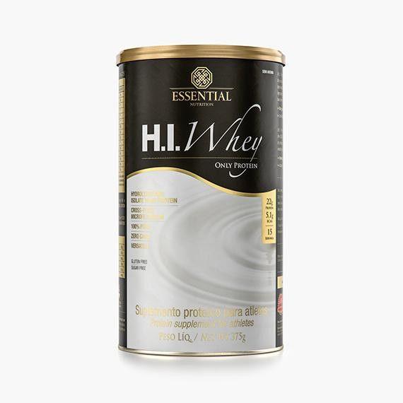 H.I. whey 375g  Essential nutrition