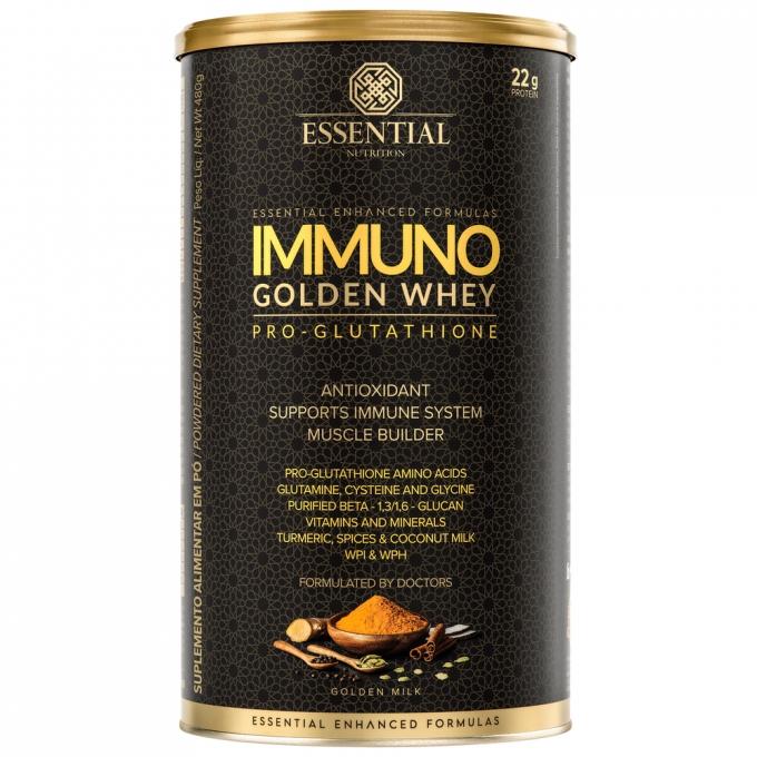 Immuno golden whey 480g ESSENTIAL NUTRITION