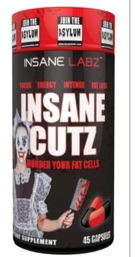 Insane Cutz (45caps) - Insane Labz