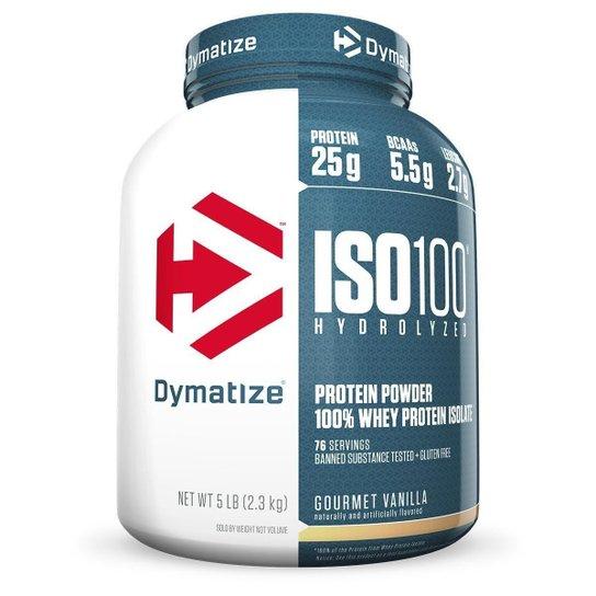 Iso 100 2,3 kg whey Hidrolisado  - Dymatize Nutrition