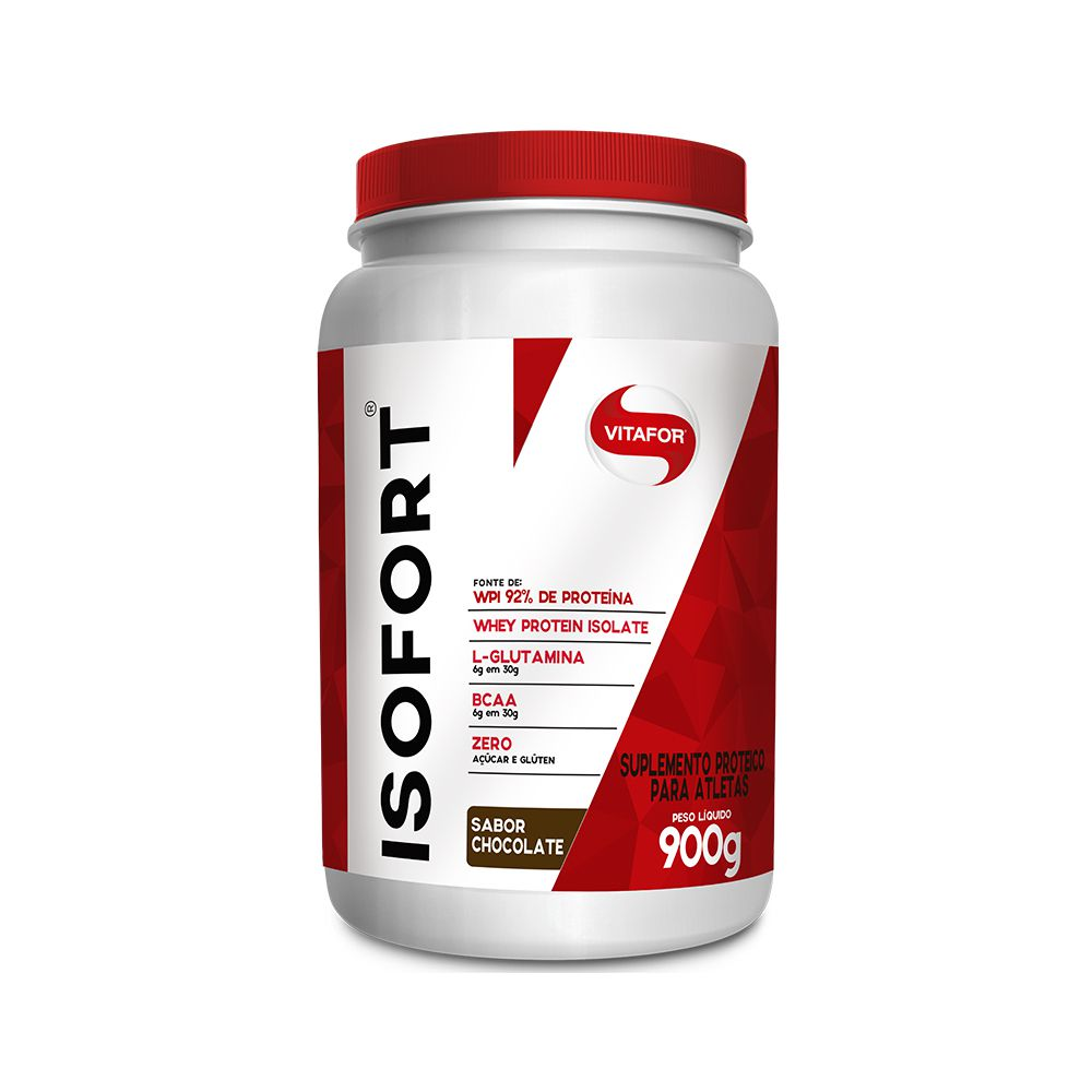 Isofort 900g  isolado Vitafor