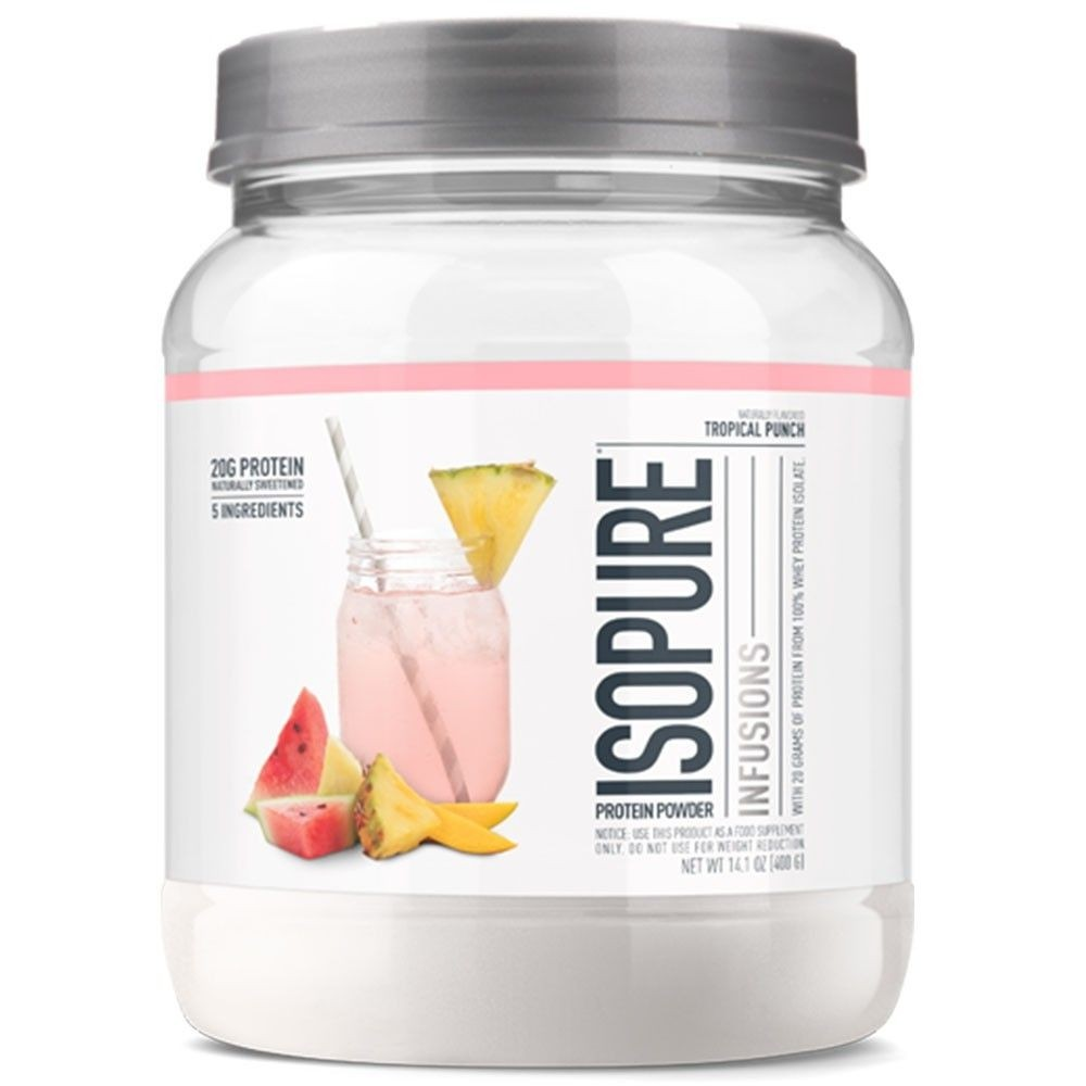Isopure, Protein Powder Infusions
