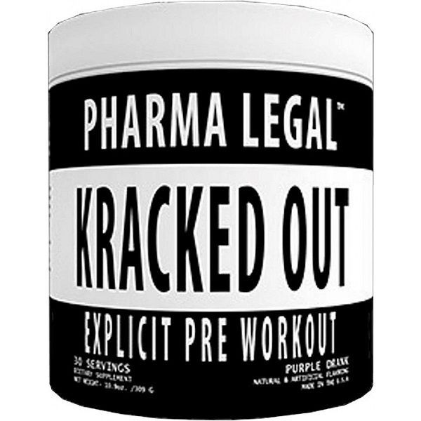 Kracked Out 30 Doses - Pharma Legal