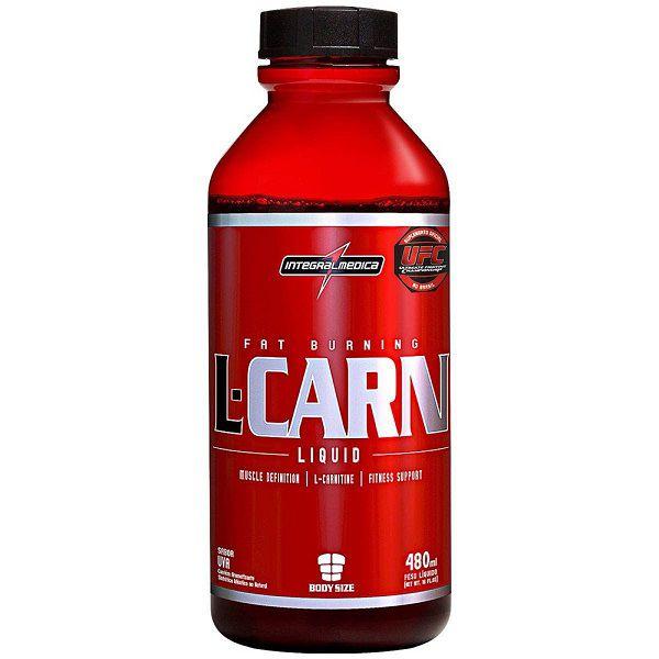 L-Carn Liquid 480ml -Integralmedica