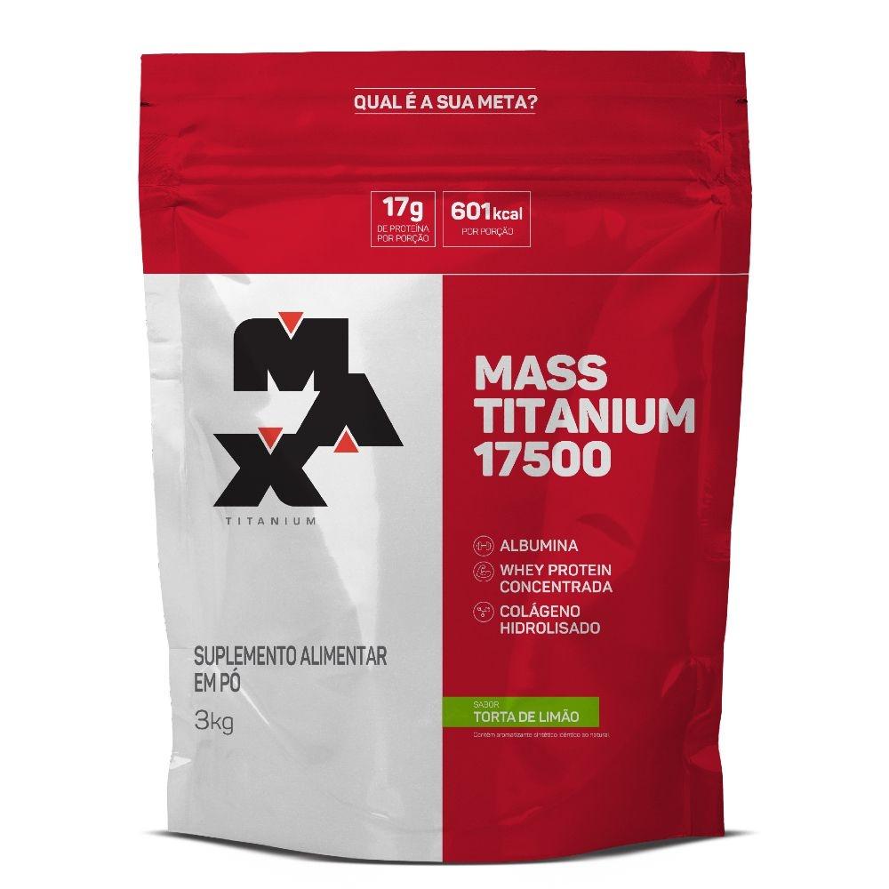 Mass Titanium 17500 3kg -  - Max Titanium