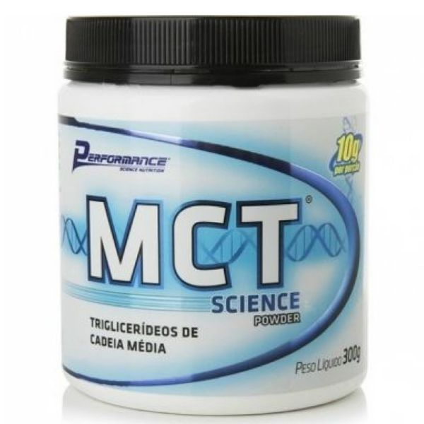 Mct Science Powder 300g -Performance