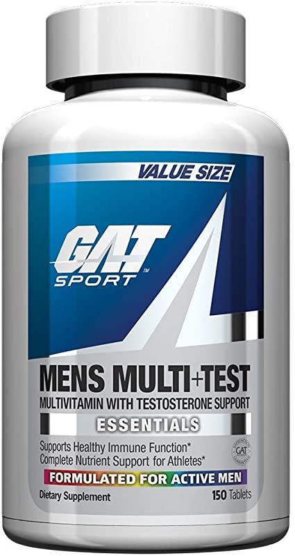 Mens Multi+Test Essentials 150 tablets GAT Sport