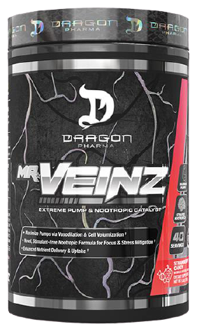MR.VEINZ  40 doses Dragon pharma
