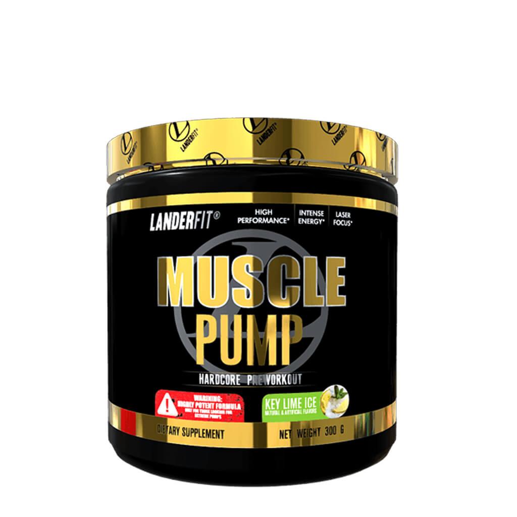 Muscle Pump Landerfit