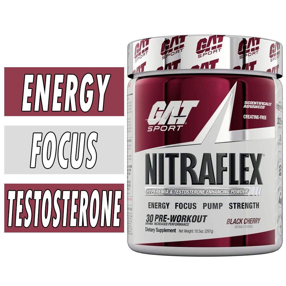 Nitraflex 300g GAT Sport