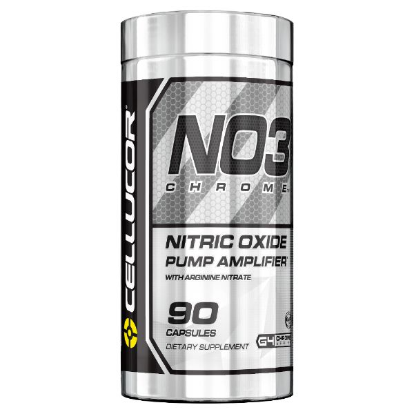 NO3 oxido nitrico 90 Caps - Cellucor(importado)