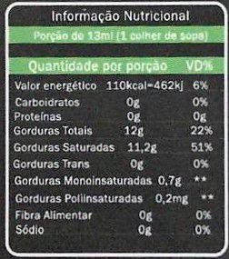 Oleo De Coco Ervas Finas 200ml