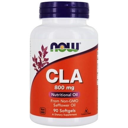 Óleo Nutricional CLA 800 mg. - 90 Cápsulas