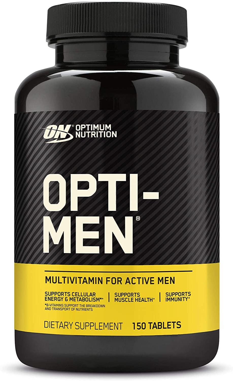 Opti-Men 150 Tabs - Optimum Nutrition