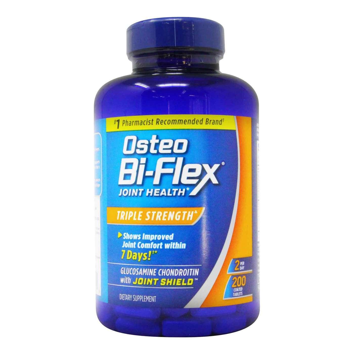 Osteo Bi-Flex, Joint Health, Triple Strength 200 Comprimidos