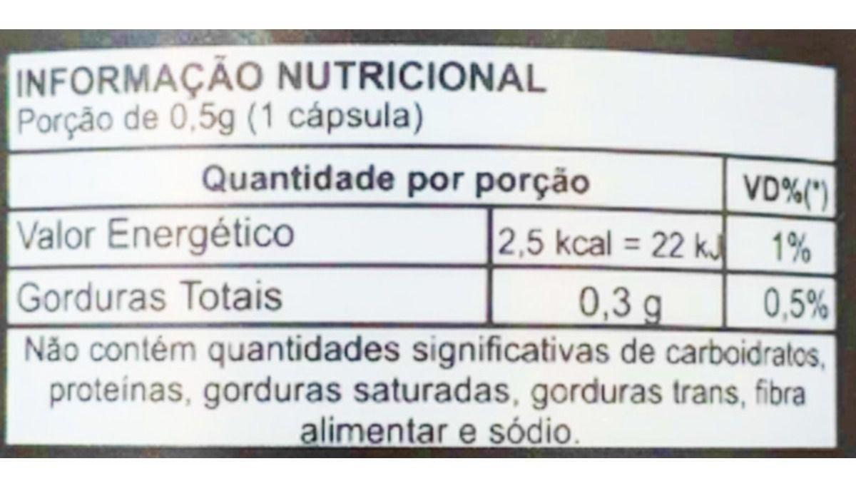 Termo Cafeína 420 mg 60 capsulas  Endurance LABS