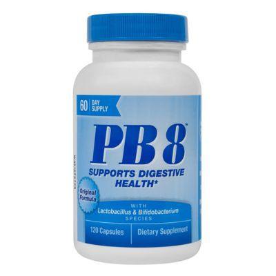 PB8  PROBIOTICO 120 CAPS - NUTRITION NOW