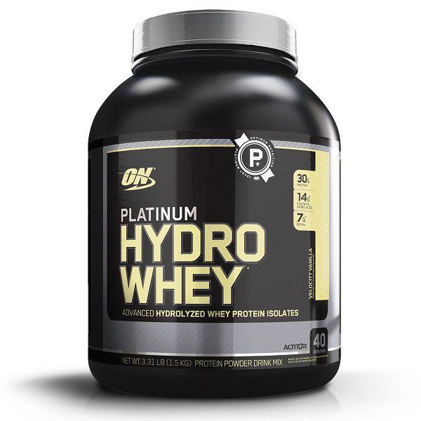 Platinum Hydrowhey 3,31lbs - Optimum Nutrition