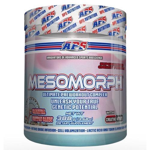 pré-treino Mesomorph formula com efedrina 388g