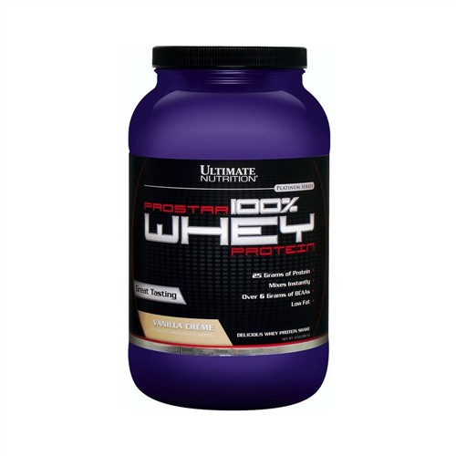 Prostar 100% Whey Protein 2lbs - Ultimate Nutrition