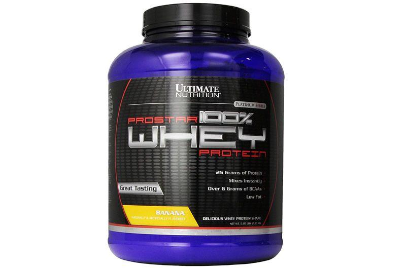 Prostar whey Isolado - ultimate nutrition (2390g)